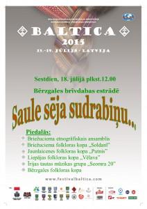Baltica 2015